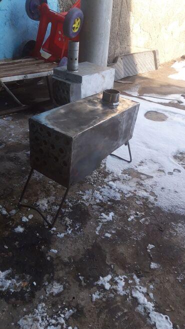 Продаю теплообменник для зимней рыбалки из нержавеющей стали