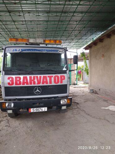 Грузовые перевозки - Кок-Ой: Эвакуатор в Бишкеке. Круглосуточная эвакуация любых транспортных сред