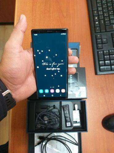 samsung note 3 ekran - Azərbaycan: İşlənmiş Samsung Galaxy Note 9 128 GB qara