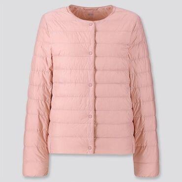 Продаю ультралегкие куртки UNIQLO, новые, имеется 2 расцветки, размеры