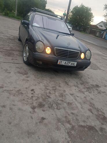 Mercedes-Benz E 220 2.2 л. 2001 | 334000 км