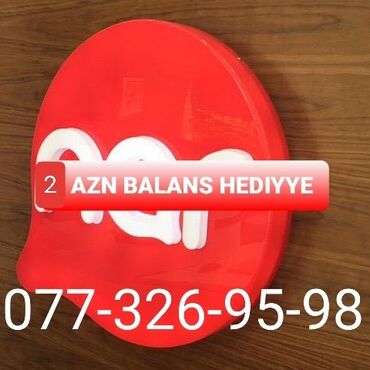 nar - Azərbaycan: Hormetli musterimiz Bizden nar nomre alana Herbir nomreye balansina 2