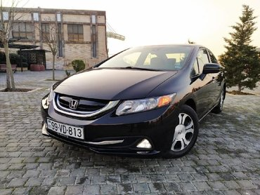 h61mxe v - Azərbaycan: Honda Civic 1.5 l. 2014 | 236500 km