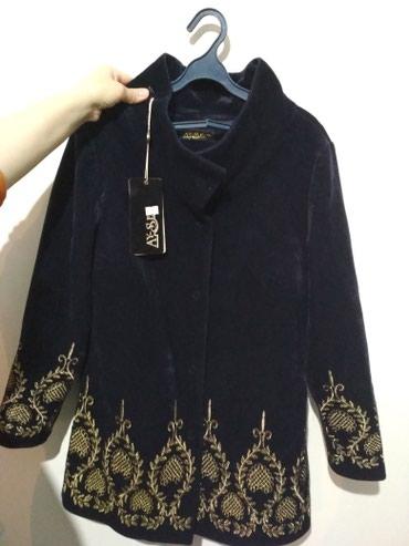 Турецкий пиджак размер 40. Новый с вышивкой 1000 сом в Бишкек
