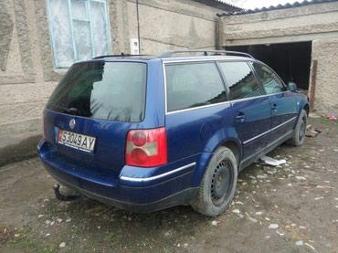 Volkswagen Passat 2001 в Кант