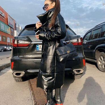 Женская одежда - Арчалы: Bestseller Самая любимая модель кожаной куртки теперь в длинном