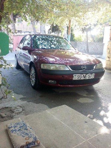 vectra - Azərbaycan: Opel Vectra 1996