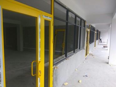 Алюминиевые рамы окна витражи фасады в Бишкек