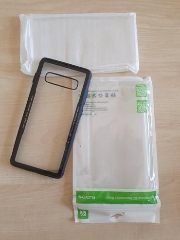 Mobil telefonlar üçün aksesuarlar Şəkida: S 10 plus üçün çexol