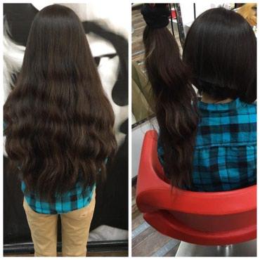Наращивание и продажа волос.  только натуральный, отборный волос. в Бишкек