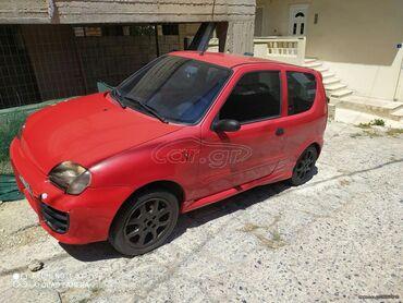 Fiat Seicento 1.1 l. 2001 | 172000 km