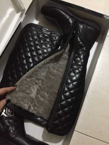 Продаю новые женские кожанные сапоги. Производство Турция. Размер 37.(