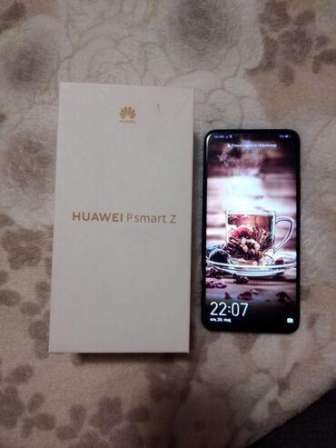 Huawei P Smart Z, mint stanje, star 6 meseci, garancija dve godine