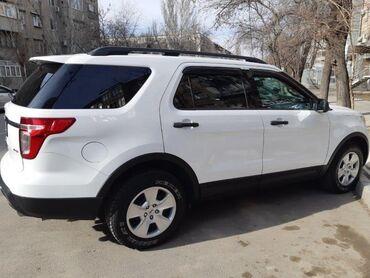 прицеп автомобильный легковой в Кыргызстан: Ford Explorer 3.5 л. 2013 | 119552 км