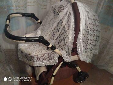 Детский мир - Каинды: Продаю коляску Адемикс,в хорошем состоянии