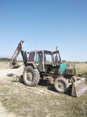 Ковши - Кыргызстан: Продаю ЮМЗ трактор, всё работает от ковши, до лопаты. Или обменяю на т