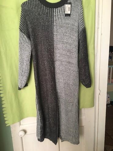 теплое платье батал в Кыргызстан: Платье Повседневное Ajiotaje L
