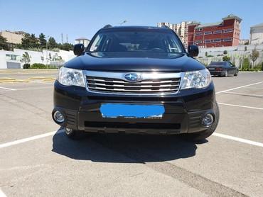 Subaru Azərbaycanda: Subaru Forester 2.5 l. 2012   172500 km