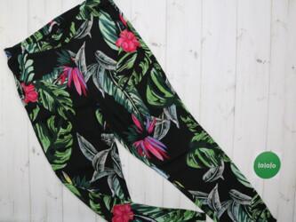 Женские штаны в тропический принт Easy Spirit, р. М