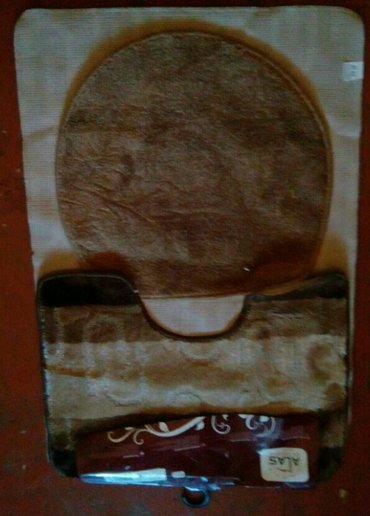 Bakı şəhərində Hamam tualet ucun xalcalar... Tezedi... Qiymetde razilawmaq olar..