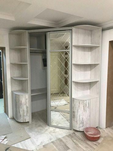 Шкафы купе на заказ в Bakı