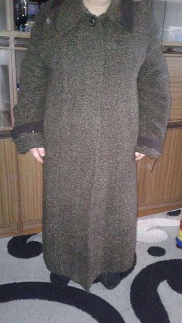 Bakı şəhərində Böyük ölçülü palto