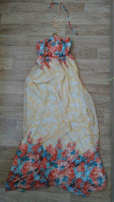 Платье сарафан размер 36, производство в Бишкек