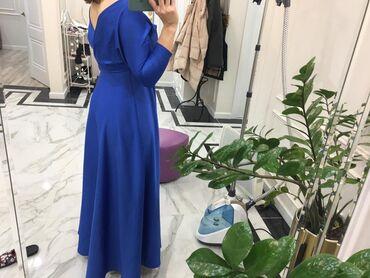 Красивое вечернее платье 46 размер, состояние нового