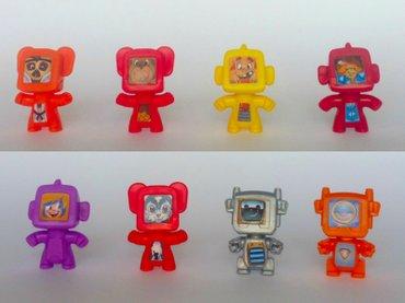 Kinder ROBOTS (2013) - Cacak