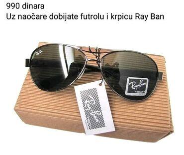 Ray ban sunglasses - Srbija: Ray Ban NOVO 990 din