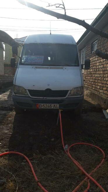 купить мотор мерседес 2 2 дизель в Кыргызстан: Mercedes-Benz Sprinter 2.2 л. 2004