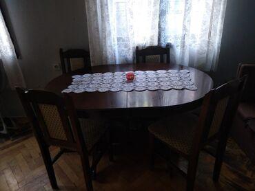 Nameštaj - Valjevo: Setovi sto i stolice