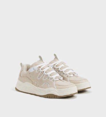 Продаю кроссовки НОВЫЕ Bershka 39-40 размер. Сама брала за 3600. Пойд