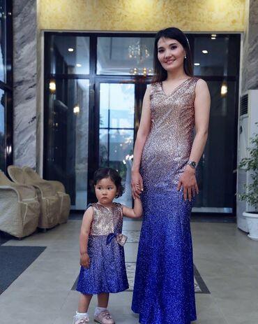 вечернее нарядное платье в Кыргызстан: Вечерние нарядные платье шью индивидуально на заказ, работа Зависит
