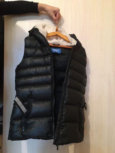 Adidas Оригинал в идеальном состоянии! Цена окончательная . Пуховик