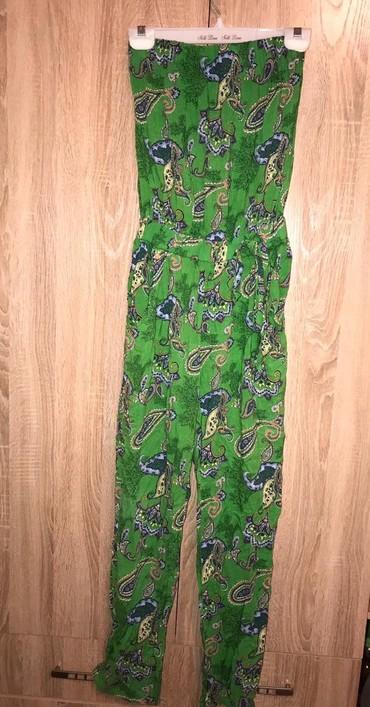 женская одежда весна лето в Кыргызстан: Комбез на лето ( есть так же в черном цвете ) 44-р ( при обмене 450)