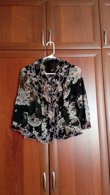 Рубашки и блузы - Кок-Ой: Блузка 44 размер. Военно-Антоновка