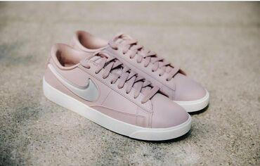 nike low в Кыргызстан: Продаю Nike blazer low lux, Оригинал! Новые. Подойдёт на 37-37.5