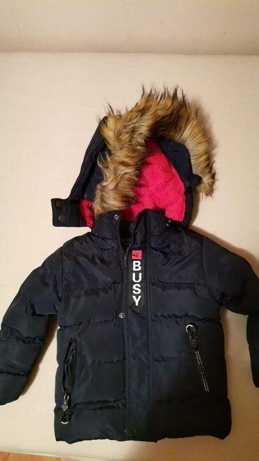 Zimske - Srbija: Zimska jakna Odgovara uzrastu 2god Bez ostecenja