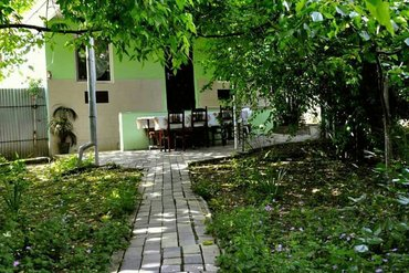 Daşınmaz əmlak İsmayıllıda: Ismayillida kiraye ev bu ev kubuc daqnin eteyinde yeresir tebyet