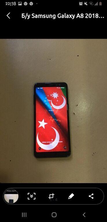 Samsung a3 2016 qiymeti - Azərbaycan: İşlənmiş Samsung Galaxy A8 Plus 2018 32 GB qara