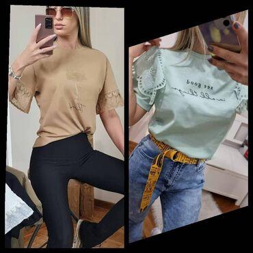 Extra ponuda- majice po ceni od 700 din. Veličina- S . Širi model