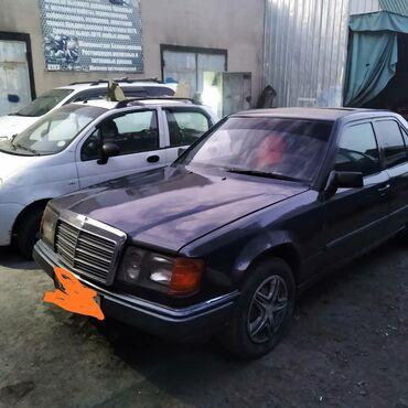 Mercedes-Benz V-Class 3 л. 1989