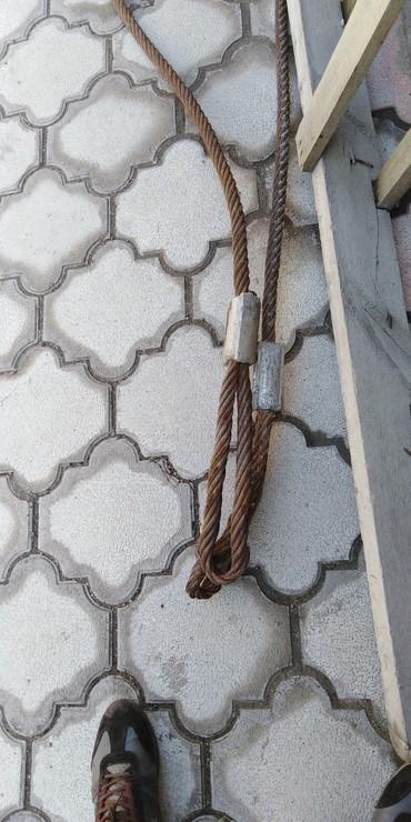 Продаю трос для грузовика в Бишкек