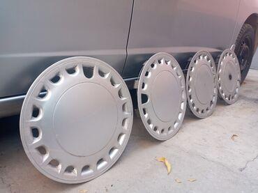 б у шины диски в Кыргызстан: Крышки на диск б/у. размер 14