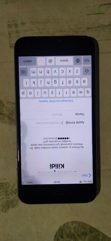 iphone qablari - Azərbaycan: Iphone 6 64 gb rusiyadan getirilib reqisdirasiya olmuyun ekarninda bir