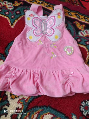 детский одежда бишкек в Кыргызстан: Детский теплый сарафан