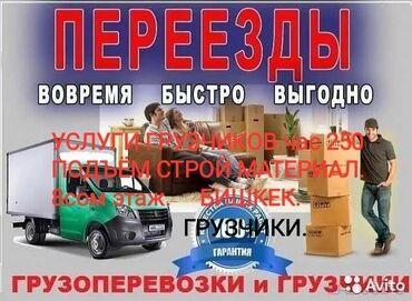 Бус, Портер   По городу   Грузчики