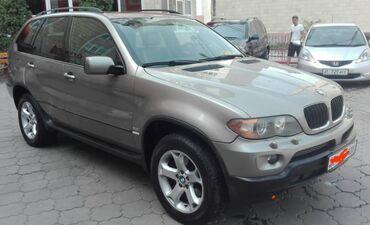chevrolet внедорожник в Ак-Джол: BMW X5 M 3 л. 2004