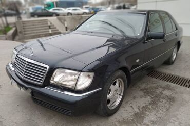 Mercedes-Benz S 500 5 л. 1997